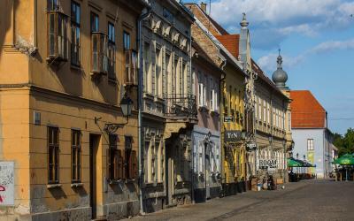 Travel and the Coronavirus: Slavonia, beautiful part of Croatia